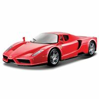 1:24 Ferrari Enzo Replica Model Car Vehicle Highly Detailed Red Collectors