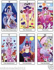 Spiritual Tarot Cards Deck by Aya Takano Card booklet OOP CARD Free Ship SALE