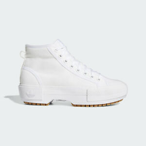 Adidas Originals Nizza Trek W [GZ8858] Women Casual Shoes White / Gum / Grey