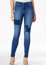 $64.50 NWT STYLE & CO Womens Cotton Slim Leg Mid Rise Jeans ~ Size 24W (PB)