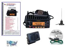 Yaesu FT-2980R 80W 2M Transceiver and Accessory Bundle for Mobile Installation