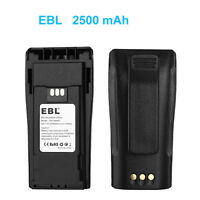 2500mAh NNTN4497 NNTN4496 Battery for Motorola CP200 CP150 GP3138 EP450 PR400