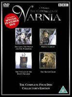 Neuf The Chronicles De Narnia - (4 Film) Collection DVD