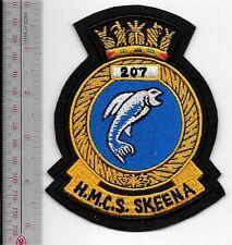 Canada Royal Canadian Navy RCN WWII HMCS Skeena D207 Destroyer River St Laurent