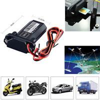 Waterproof GSM GPS GPRS Tracker Locator Car Vehicle Tracking Device Realtime KK.