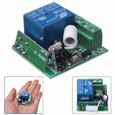 2Pcs 100M Wireless Remote Control Receiver Relay Switch 1CH DC12V AC22V RF