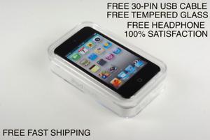 Apple iPod Touch 4th Generation 8, 16, 32, 64 GB White | Black iOS6 A Grade A-B+