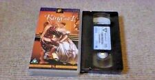 The King And I UK PAL VHS THX Digital VIDEO 2000 Yul Brynner Deborah Kerr NEW