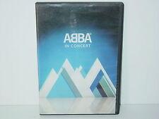 "*****DVD-ABBA""IN CONCERT""-2004 Polar Music*****"