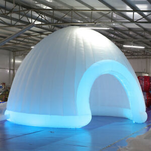 Commercial Inflatable Dome Tent Inflatable Event Tent for Wedding-20ft Diameter