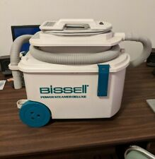 Bissell 1631 Power Steamer Carpet Cleaner with Suction Hose & Water Faucet Hose