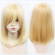 Attack on Titan Krista Lenz Christa Blonde Wig Kyojin Renz Cosplay Wigs