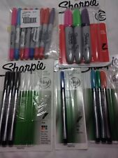 18 PACK SHARPIE PEN STYLO / BROAD / TWIN TIP / ORIGINAL FREE FAST SHIPPING