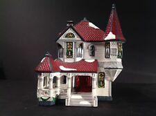 Dept 56 Original Snow Village Queen Anne Victorian 5157-8