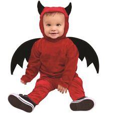 Enfant Bébé Halloween Li'L Devil Costume Déguisement 12-24 Mois Neuf P