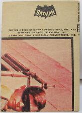 RARE # 46 Joker 1966 Batman Gum Card A&BC Black Cowl Europe Dutch Belgium Issue