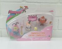 The Powerpuff Girls Townsville Pack Coffret Kids Toy Figures - Cartoon Network