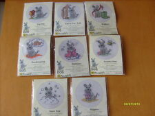 Mouseloft Stitchlets Little Dog Cross Stitch Kits