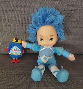 Regina Regenbogen - Bubi Blauschuh  - Buddy Blue - Mattel 80er Jahre -