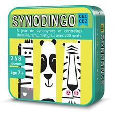 Synodingo CE1 - CE2  - Asmodée - Cocktail Games  - Jeu Neuf