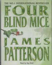 FOUR BLIND MICE by James Patterson ~ Four-Cassette Audiobook