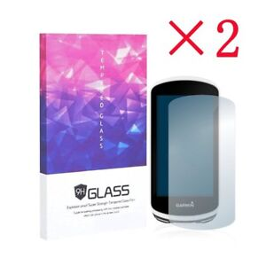 For Garmin edge 1030 Tempered Glass Screen Protector 9H Hardness (2 pcs)