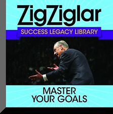 6 CD Master Your Goals : Zig Ziglar Success Legacy Library