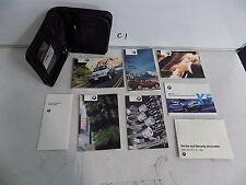 OWNER MANUAL BOOK BOOKS BMW E53 X5 00 01 02 03 04 05 06