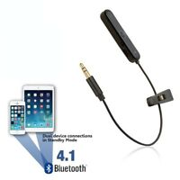 Wireless Bluetooth Converter Cable for Audio Technica ATH ANC9 ANC29 for iPhone