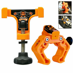 Chain Monkey & Laser Monkey Motorcycle Chain Link Tension Alignment Tool Bundle