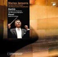 "MARISS JANSONS ""BARTOK CONCERTO FOR ORCHESTRA"" CD NEU"