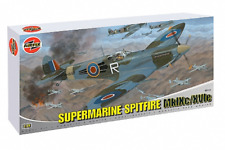 MODEL AIRCRAFT SUPERMARINE SPITFIRE MKIXC/XVIE 1:48 SCALE NEW