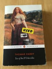 Tess of the D'Urbervilles by Thomas Hardy (2003, Paperback) Good Book