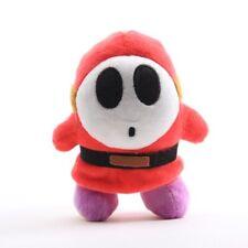 "Super Mario Bros Shy Guy Plush Doll Stuffed Toy Kids Xmas Gift 7"""