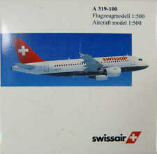 Airbus a319-100 swissair Herpa 508919 1:500