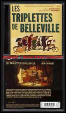 LES TRIPLETTES DE BELLEVILLE - S.Chomet (CD BOF/OST) Ben Charest 2003 NEUF
