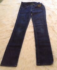 7 For All Mankind Womens Jeans Size 25 Owl Embelished WB1