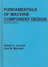 Fundamentals of Machine Component Design, , Marshek, Kurt M., Juvinall, Robert C