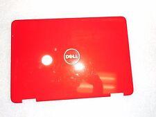 Dell INSPIRON 11 3168 Red Lcd Back Cover CHU21 460.06Q0J.0002 J00M5
