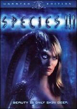 SPECIES III 3 DVD *NEW SEALED* AUS EXPRESS