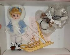 "YUKON 38610 A Madame Alexander 8"" Alexanders Doll with Sled Dogs MIB New 2004"