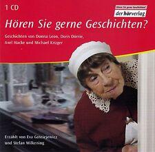 HÖREN SIE GERNE GESCHICHTEN? / CD (HÖRBUCH) - NEU