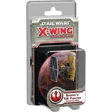 Star Wars X-Wing Miniatures Sabine's Tie Fighter Expansion Pack - New/Sealed