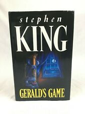 Gerald's Game - Stephen King - First Edition (Hardcover, 1992)