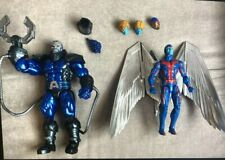 Marvel Legends Apocalypse Build a Figure and Archangel