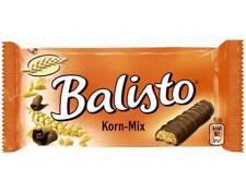 (12,45EUR/1kg) BALLISTO KORN-MIX 20 DOPPEL RIEGEL a 37g