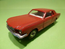 SOLIDO 147 FORD MUSTANG  - RED 1:43 - GOOD CONDITION