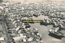 rp10956 - Singapore Harbour - photo 6x4 reproduction