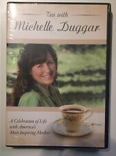 "Tea with Michelle Duggar DVD ""America's Most Inspiring Mother"" **BRAND NEW** W@W"