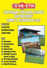 Evo-Stik Southern Football League Supporters Guide Yearbook 2012 Non-League book